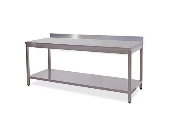 02 tavoli profondit attrezzature ed arredamenti per alberghi - Tavolo profondita 60 cm ...