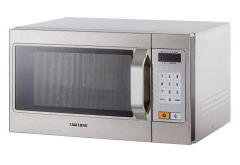 Forno a microonde samsung cm 1089 attrezzature ed - Forno combinato microonde ed elettrico ...