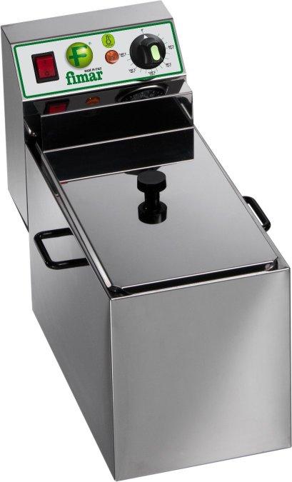 Friggitrice elettrica da banco fimar modello fr 8 for Friggitrice piccola