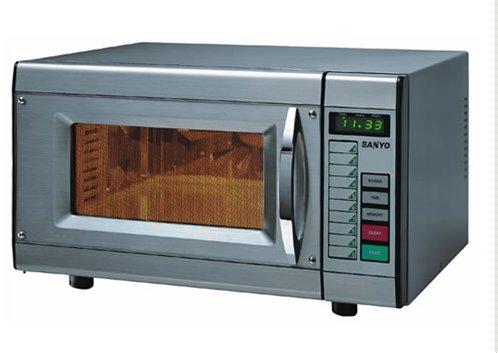 Forno microonde prof. Sanyo EMS 1000D - Attrezzature ed Arredamenti ...