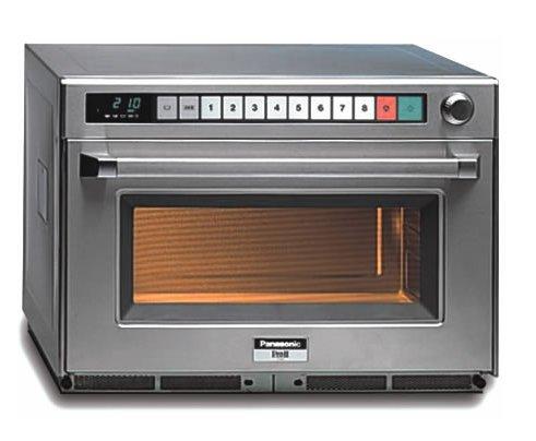 Forno microonde professionale Panasonic NE 1880 - Attrezzature ed ...