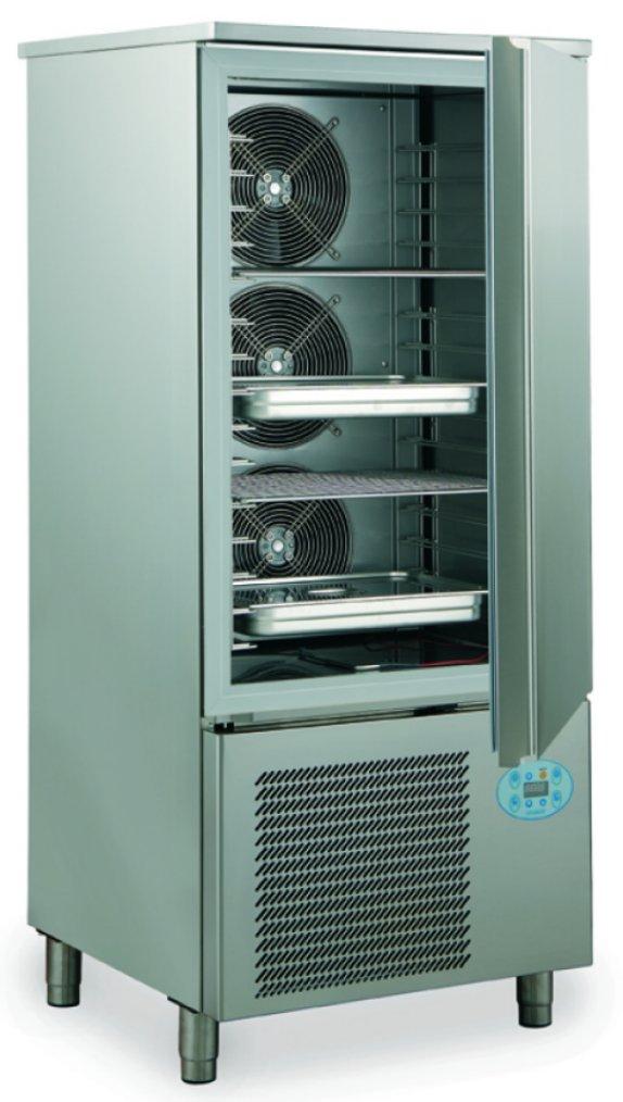 Abbattitore di temperatura alexander 15 attrezzature ed for Temperatura abbattitore