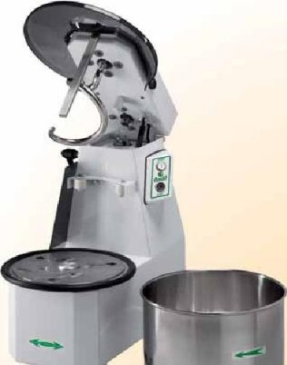 Impastatrice a spirale fimar mod 12 fn litri 16 testa sollevabile attrezzature ed arredamenti for Fimar arredamenti