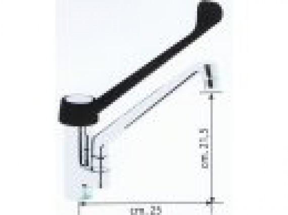 02 rubinetti haccp mono e biforo attrezzature ed for Doria arredamenti