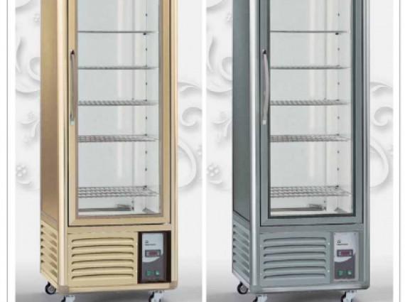 Vetrina refrigerata doppia eco display 1100 gs 4 10 for Gs arredamenti di straziuso raffaele