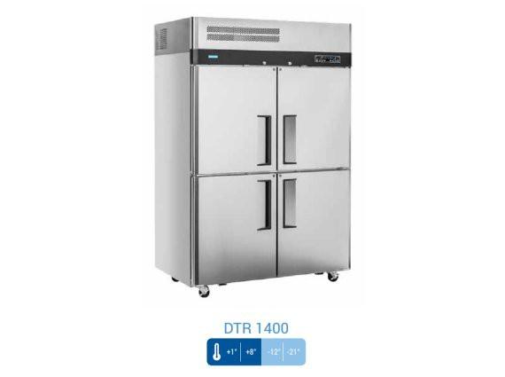 02 armadi frigoriferi inox temp positiva attrezzature for Frigorifero temperatura