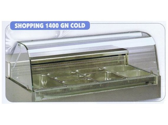Vetrina refrigerata Shopping 1400 Cold