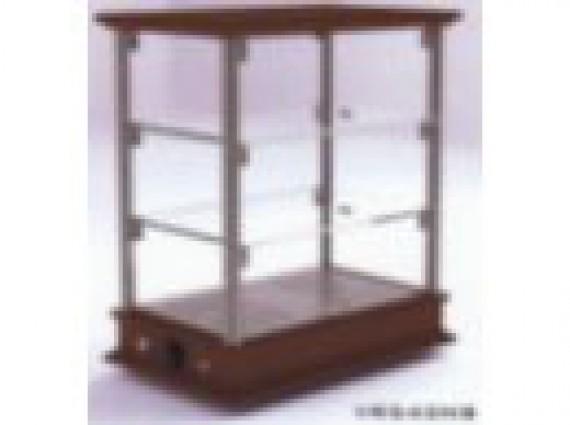 03 vetrine espositive riscaldate attrezzature ed for Vetrine in cristallo arredamento