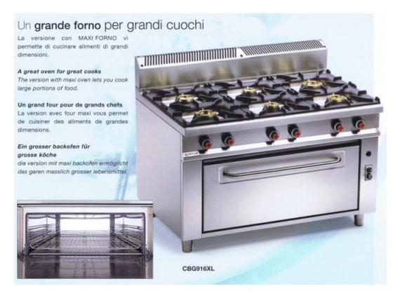 Cucina Bertazzoni Her 100 6 Mfe D Vit